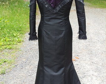 Womens's Wicked Witch of the West Wizard of Oz Custom Costume
