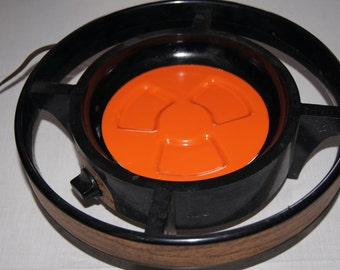 Vintage 1970's - Working Electric Trivet Chemex Coffee Maker Warmer