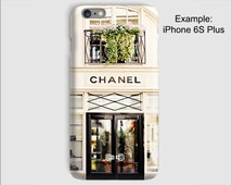 phone cover, phone case, chanel, chanel phone case, chanel accessories, iPhone cover, iPhone case, gift for her, paris phone case, smartphon
