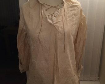 Renaissance style shirt