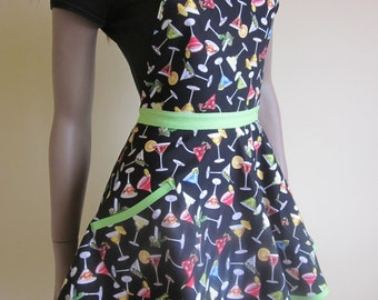 Australian made Flirty 'Happy Hour' Apron