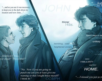 BBC Sherlock - The Return
