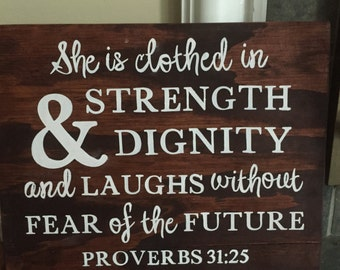 Hand Painted Wood Quote Sign, wood sign, wall decor, gifts