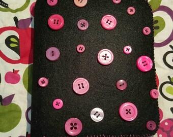 Cute as a (pink) button