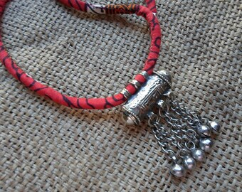 African red necklace