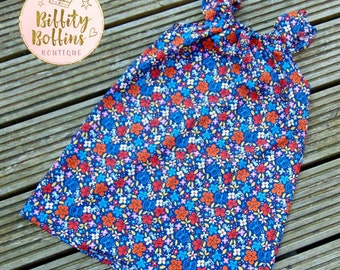 Seaside Dress in ditsy floral