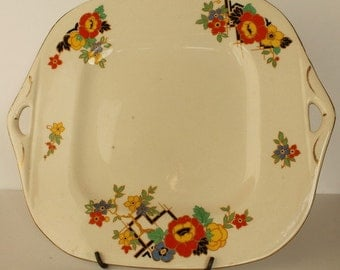 Swinnertons Square Sandwich Plate