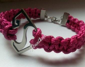 Macrame bracelet * Super girl/boy *.