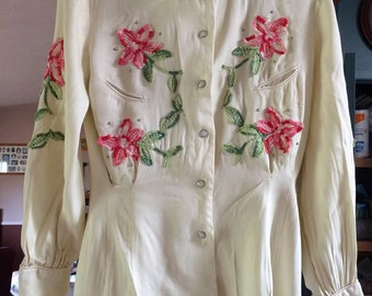 Vintage Western/Rodeo Outfit