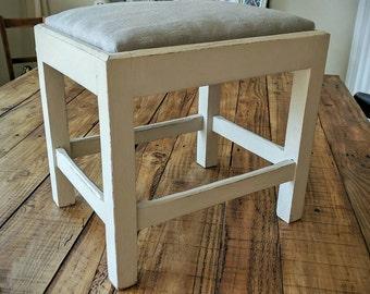 Sweet little vintage stool