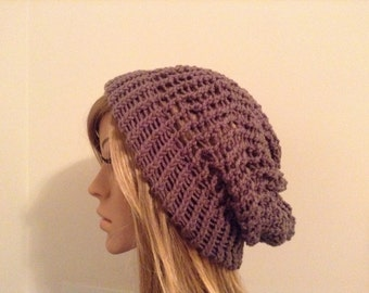 Handmade beautiful beanie hat
