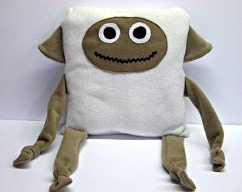 Child monkey cushion / pillow