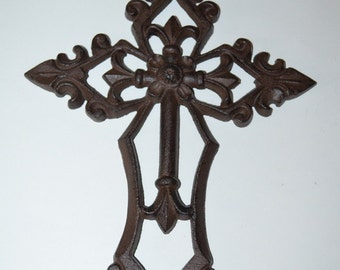 Rustic Iron Cross
