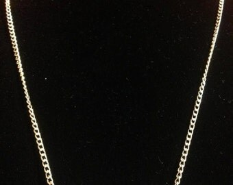 24 inch necklace, can be worn at 23 inch also