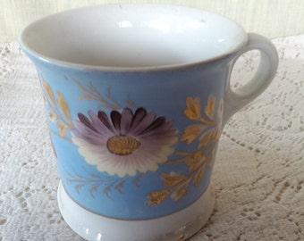 German shaving mug