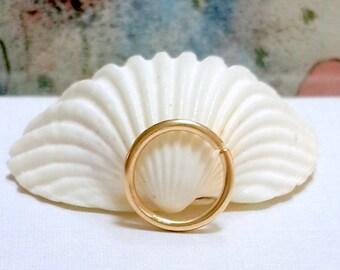 Conch Piercing - Conch Earring - Conch Jewelry - Conch Ring- Conch Hoop - Conch- Conch Piercing Jewelry- 16-22 Gauge, 12-16mm Inner Diameter