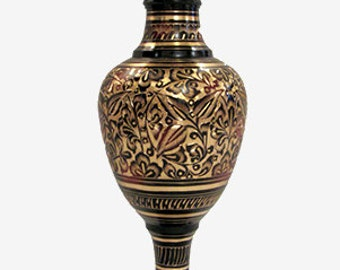 Decorative Metal Brass Vase