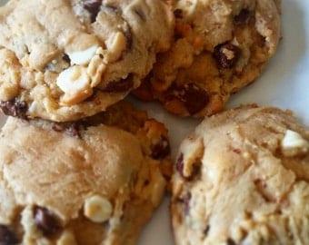 Tuxedo Cookies (One Dozen)