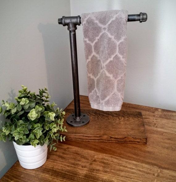 Towel Rack Towel Bar Towel Holder Rod Hand Towel Holder Bath
