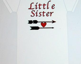 Little Sister Customizable Onsie