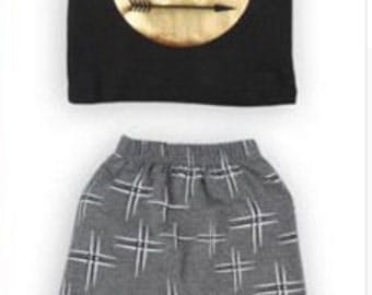 "2 Piece outfit SET ""Mama's Boy"""
