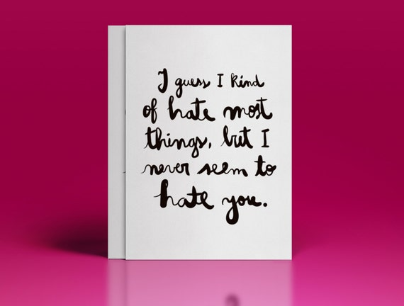 funny valentines day card parks and recreation card april ludgate