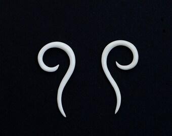 Bone 1.8mm (13g) Mini Spirals Expanders - Pair