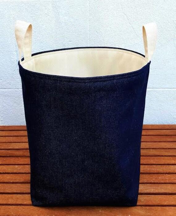 Items Similar To Denim Laundry Bag Large Extra Sturdy