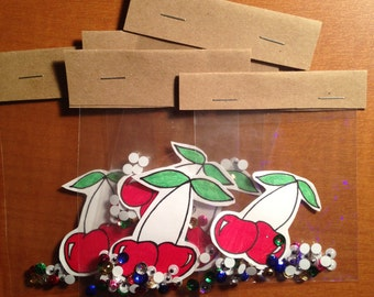 Cherry Sticker