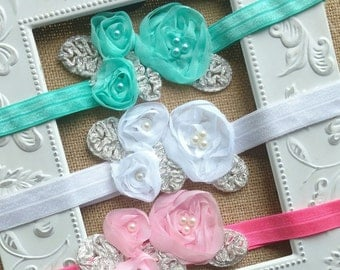 Free Shipping. Trio Headband Set.