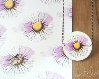 Thaumatrope daisy