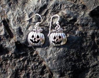 Jack O Lanterns Earrings - Halloween