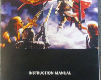 Knights of the Round manual