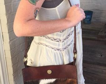 Ladies cowhide purse!