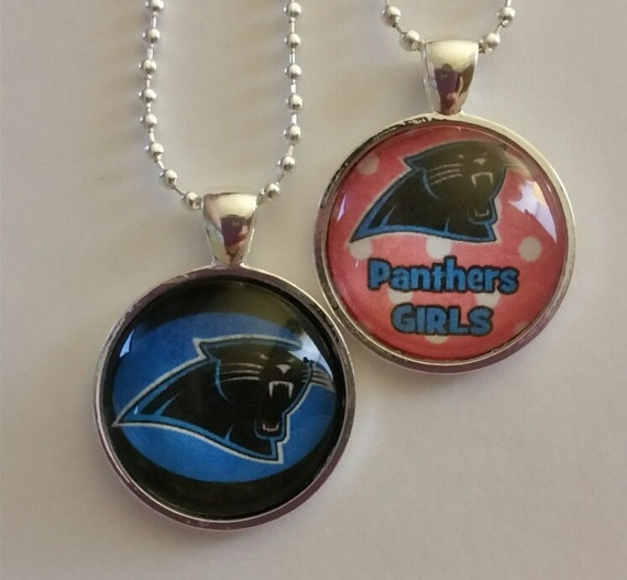 carolina panther jewelry carolina panthers necklace team jewelry free ship us 24 inch 8097