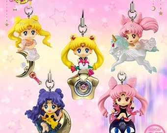 Sailor moon twinkle dolly phone charm toy figure
