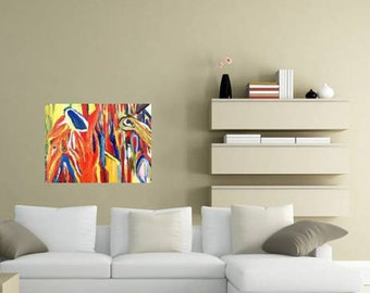 Abstract Art, ABSTRACT PAINTING, Painting, Abstract Modern Art, Contemporary Art, Abstract Wall Art, Original Art, Modern Painting, Abstract