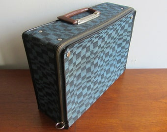 Vintage small suitcase 1960s