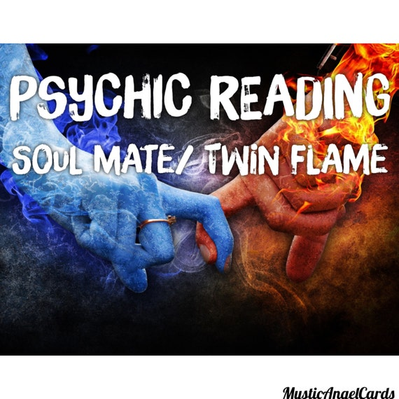Love Each Other When Two Souls: Soul Mate Or Twin Flame Psychic Love Reading By