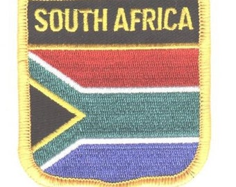South Africa Patch