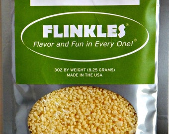 LEMON Flavored Sprinkles