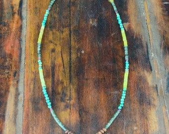 Turquoise Simple