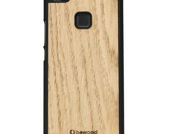 Huawei P9 LITE  - Oak - Real Wood Phone Case