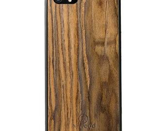 Apple iPhone 5/5s/SE - Rosewood -  Real Wood Phone Case