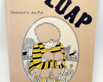 Luap by June Rachuy Brindel, 1971, Free Shipping, Imagination story, First Edition, Out of Print, Hardcover, EX LIB, Good Condition