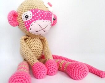 Monkey Girl - Lilleliis (Custom-made)