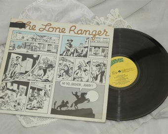 The Lone Ranger - Hi Yo, Silver, Away!