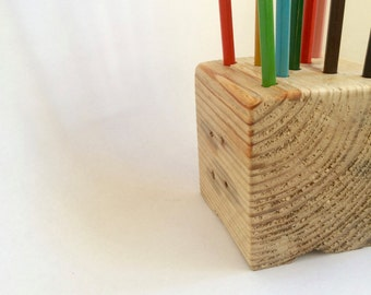 Pencil Block
