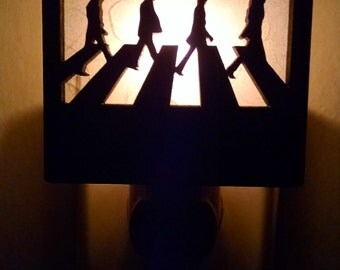 The Beatles Abbey Road Night Light