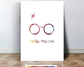 Harry Potter/The Boy Who Lived